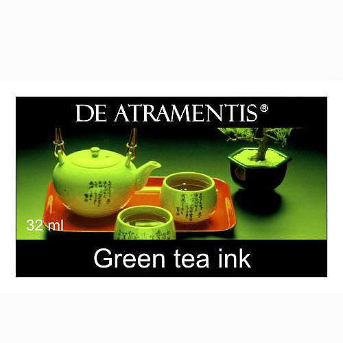 JANSEN天然香氣墨水綠茶(綠茶)*2203需預定