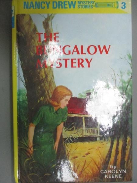 【書寶二手書T2/原文小說_GTE】The Bungalow Mystery_Keene, Carolyn
