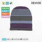 《DEVH36》保暖排汗抑菌毛帽 排汗保暖 抑菌消臭 針織毛帽 保暖 排汗 帽子 毛帽 適合春秋冬穿戴