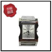 DIORCHRIS47個性方框腕錶32.5MM部落客推薦名牌錶二手商品