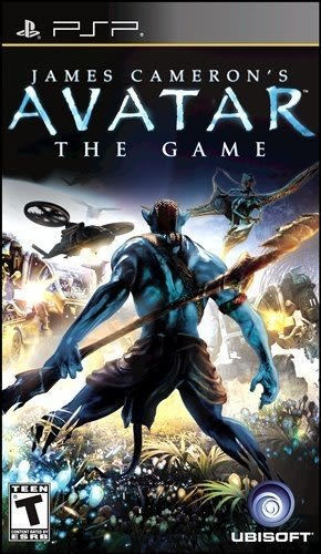 PSP James Cameron s Avatar: The Game 阿凡達(美版代購)