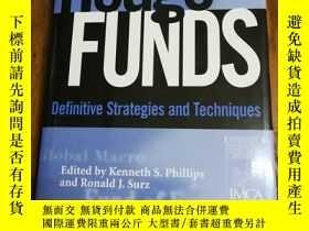 二手書博民逛書店Hedge罕見Funds: Definitive Strateg