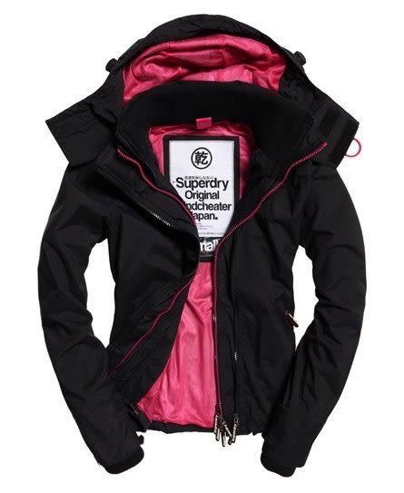 美國代購 現貨 Superdry 極度乾燥 Pop Zip Windcheater 女生 網狀防風外套 (S.M.L.XL)