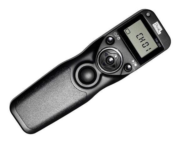 呈現攝影-品色(Pixel) TW-283 DC0 無線定時快門線 可換線 縮時攝影 Nikon D3/ D4 系列 / D800/MC-DC0