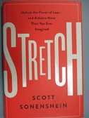 【書寶二手書T9/心理_OGX】Stretch-Unlock the Power of Less-and Achieve