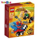 玩具反斗城  樂高 LEGO 76089 SANDMAHMIGHTY MICROS: SCARLET SPIDER VS.