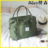 手提包-短途帆布旅行袋男輕便手提包大容量健身單肩包