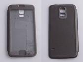 BASEUS Samsung GALAXY S5 4G LTE( SM-G900I) 側翻手機保護皮套 琉璃系列 2色可選
