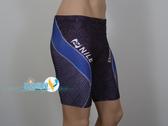 *日光部屋* Nile (公司貨)/ NLA-4961-BBLU 運動休閒/馬褲型泳褲