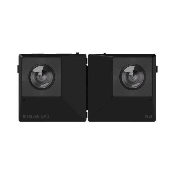 ◎相機專家◎ Insta360 EVO 折疊全景裸眼3D相機 360度攝影 VR 防震 5.7K 運動相機 公司貨