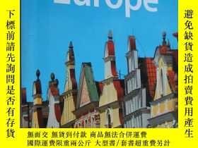 二手書博民逛書店(Lonely罕見planet) Eastern Europe [190 MAPS detailed & easy