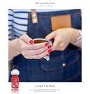 (e-nail PC05/彈珠女友) 可剝式水指甲 / 無毒水性指甲油
