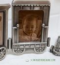 幸福森林【小火車造型 相片雕刻相框】相片...