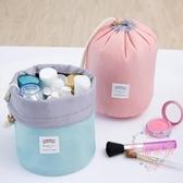 便攜化妝包大容量隨身正韓簡約旅行收納袋手提小號護膚品箱洗漱包化妝箱