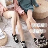 女絲襪外穿假透肉打底褲保暖裸感連褲襪【左岸男裝】
