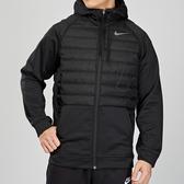 Nike Therma Winterized 男子 黑色 保暖 鋪棉 連帽 外套 BV6299-010