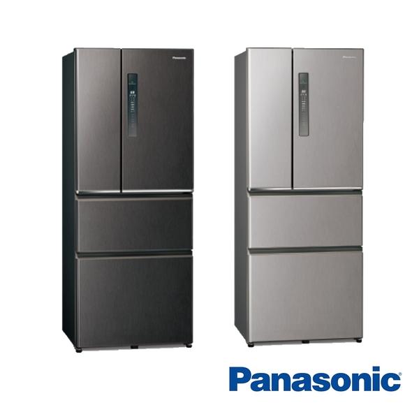(夏日有禮賞)【Panasonic 國際牌】500公升 四門 電冰箱 NR-D501XV((買就送厚釜深炒鍋