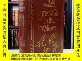 二手書博民逛書店The罕見Wind in the Willows 《柳林風聲》G