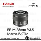 Canon EF-M 28mm f/3....