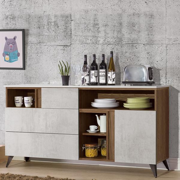 緹諾5.3尺餐櫃(20JS1/804-4)/H&D東稻家居