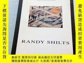 二手書博民逛書店and罕見the band played on randy shiltsY195160 .見圖 見圖 出版1