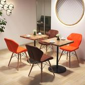 歐意朗簡約現代電腦椅簡易辦公椅創意洽談椅子時尚會議椅靠背椅子WY【八五折優惠 最後一天】