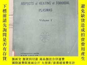 二手書博民逛書店theoretical罕見and experimental aspects of heating of toroi