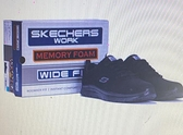 [COSCO代購] W122206 Skechers 男輕量工作防滑鞋