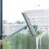 伸縮桿擦窗器擦玻璃清潔工具洗擦窗戶刮玻璃器刷子玻璃擦YXS 韓小姐的衣櫥
