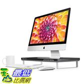 [美國直購] Satechi F1 黑白兩色 支架 Smart Monitor Stand with Four USB Ports and Headphone / Microphone Extension Ports