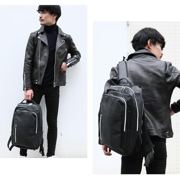 【台灣現貨】日本TRANSIT GATE 後背包 電腦背包 PC筆電專屬袋 防水布 大容量 TGR7068