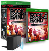 X1 Rock Band 4 搖滾樂團 4(美版代購)