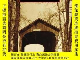 二手書博民逛書店Massachusetts罕見Covered Bridges (Images of America)-馬薩諸塞州有