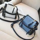 手提包包新款潮女包水桶包ulzzang單肩侧背包小包包「時尚彩虹屋」