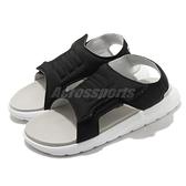 adidas 涼拖鞋 Comfort Sandal I 黑 白 小童鞋 魔鬼氈 涼鞋 基本款 【ACS】 FY8860