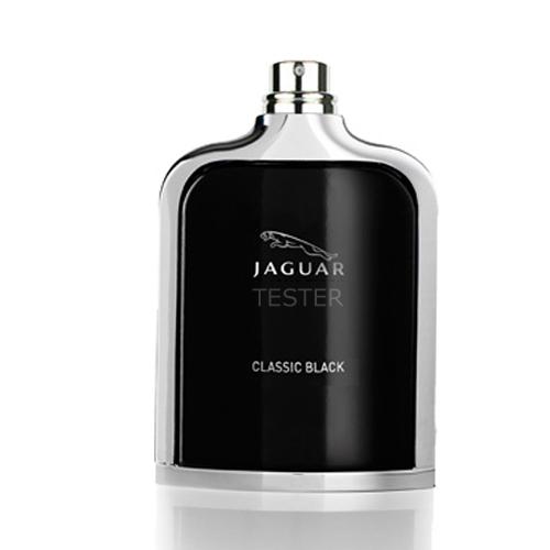 JAGUAR 積架 CLASSIC Black 黑爵/黑尊爵男性香水100ml TEST(環保盒/無蓋) JGC-08-37315【UR8D】