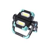 4段式雙COB強光LED工作燈(電池式)