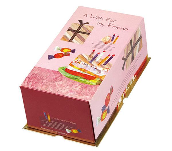 {生日派對}一條Roll裝 瑞士捲 蛋糕盒組 (50入/組)