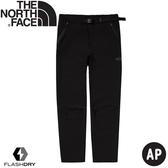 【The North Face 女 彈性快乾9分褲《黑》】4978/戶外/登山/徒步褲/九分褲