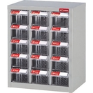 SHUTER 樹德 A8-315 零件箱/分類櫃 15抽 355X222X415mm