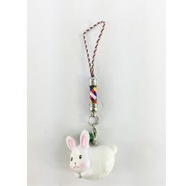 【收藏天地】十二生肖造型吊飾*兔