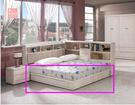 瑪奇朵5 尺抽屜式床底 大特價7500元...