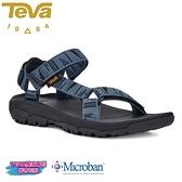 【 TEVA 美國 男 Hurrican運動涼鞋《青灰》】TV1019234CONB/休閒涼鞋/溯溪鞋/海灘鞋