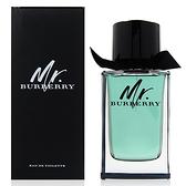 BURBERRY Mr. BURBERRY EAU DE TOILETTE 男淡香水 150ml [QEM-girl]
