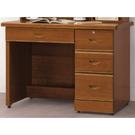 書桌 電腦桌 PK-458-6 樟木色3...