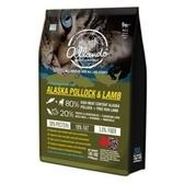 Allando 奧蘭多天然無穀貓鮮糧(阿拉斯加鱈魚+羊肉)1.2公斤 X 1包