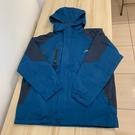 戶外登山內刷毛風衣夾克外套(XL號/121-4935)