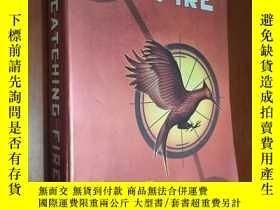 二手書博民逛書店Catching罕見Fire(着火)Y10012 Suzanne