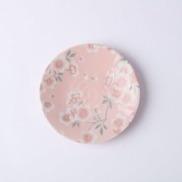 日本滿開櫻皿-粉 16.5cm