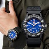 LUMINOX 雷明時 3003 海軍特戰隊湛藍腕錶 43mm 熱賣中!